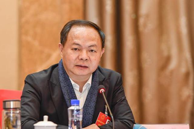郑建新参加浏阳市代表团审议