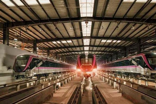 本年长沙地铁多条线路有新进展!开建2号线西延二期、7号线一