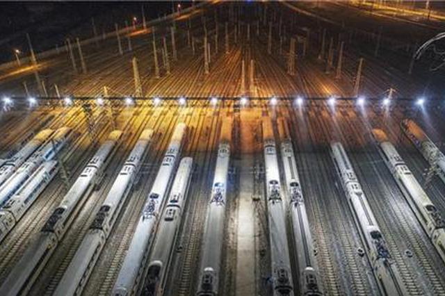 全国铁路大调图来了!湖南高铁可直达南宁、银川