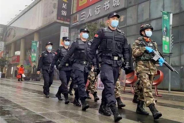 春节期间长沙刑事警情同比下降35.67%