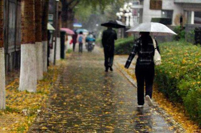 """未来三天阴雨""""在线"""",湘南局地暴雨并伴有强对流"""