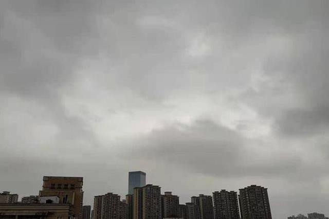 今日湖南降雨增强湘南局地有暴雨,强对流天气登场