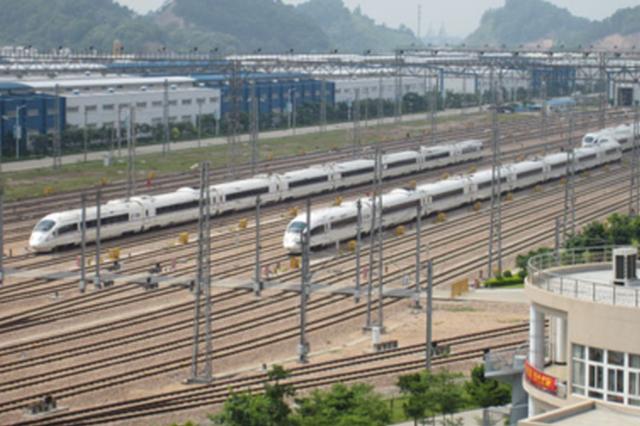 广铁3月5日发送旅客112万人次