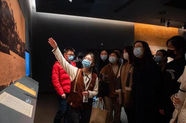 湖南省博物馆恢复人工讲解等馆内活动