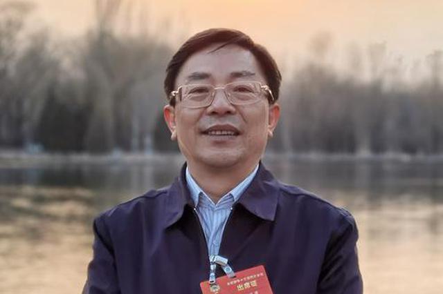 全国政协委员、湖南省政协副主席、民建省委会主委赖明勇(受访者供图)