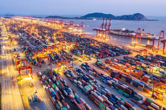 2021年一季度湖南省外贸进出口总值1151.2亿元 同比增长42.7%