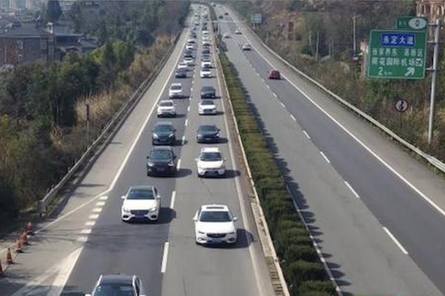 湖南公安交警日均出警18596人次 圆满完成五一节假期道路交通