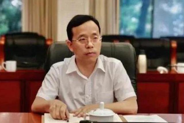 谢群任岳阳市委常委、市委组织部部长