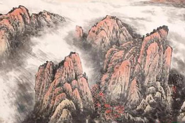 湖南文星书画院举办庆祝中国共产党建党100周年书画作品展