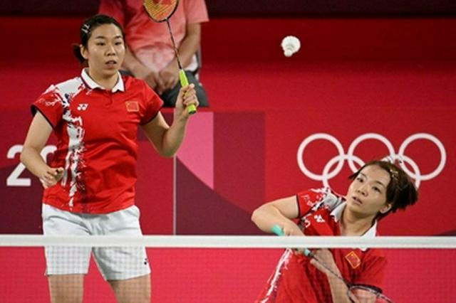 首战告捷!湖南运动员贾一凡携手队友陈清晨击败泰国女双组合