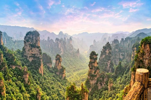 湖南发布1-6月环境质量状况:空气质量张家界最优,湘潭垫底