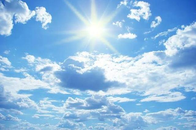 明日起湖南以晴热高温天气为主 最高气温36℃