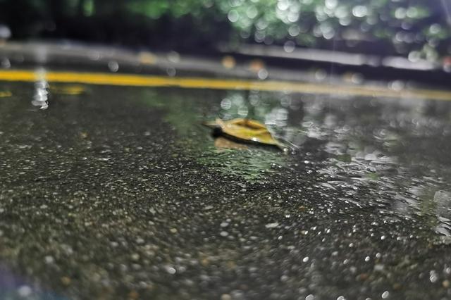 9月5日晚至8日湖南有一次降温降雨过程 局地有分散性暴雨