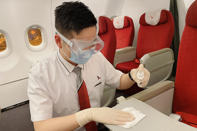 9月4日起湖南航空恢复张家界航线