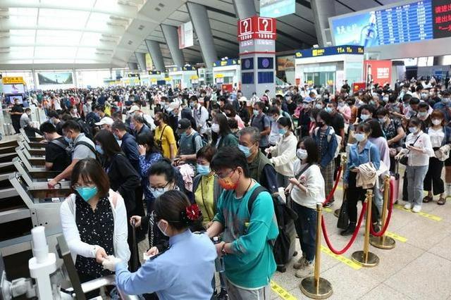 国庆黄金周,长沙火车站将迎来94.6万客流