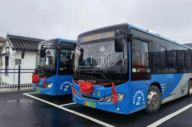 10月20日起 株洲新增4条村镇公交线路