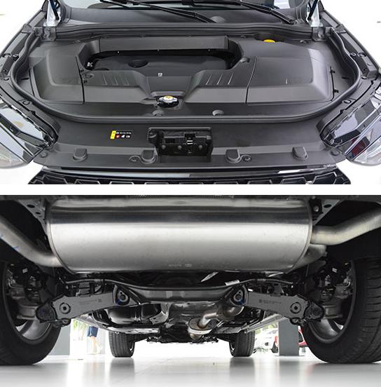 动力部分,WEY VV6搭载2.0T电控涡轮增压发动机,最大功率145kW(197PS),峰值扭矩355N·m,传动系统系统匹配7速湿式双离合变速箱,同时高配车型还配有四驱系统。