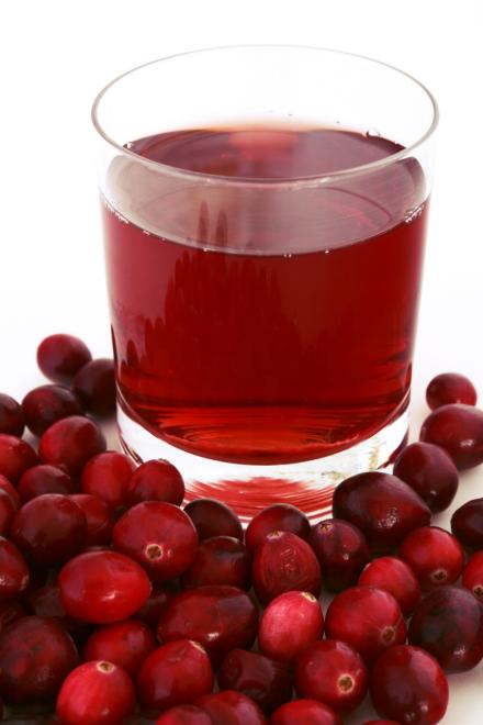 一项新研究显示:每天饮用蔓越莓汁可能有助于降低幽门螺旋杆菌感染率