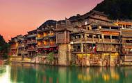 湖南这5个地方的人最爱旅游