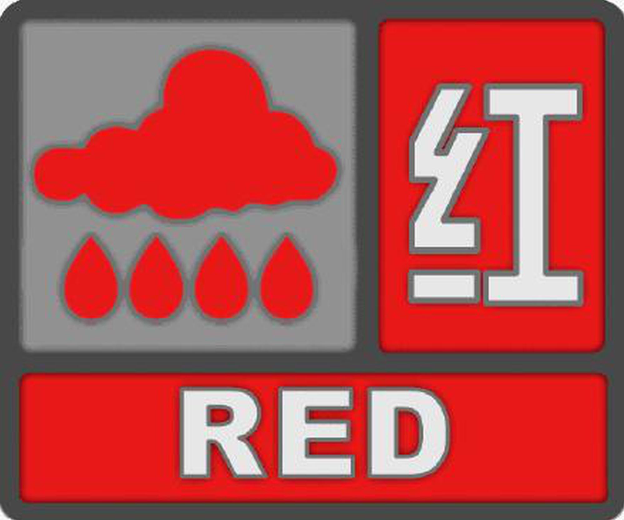 刚刚,长沙连发暴雨预警