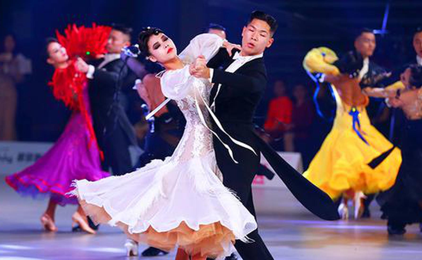 2021中国·长沙国际标准舞全国邀请赛在长沙开幕