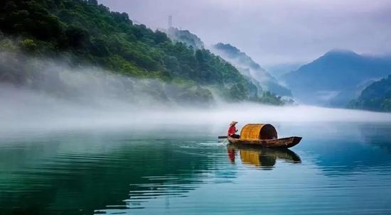 人在雾中游