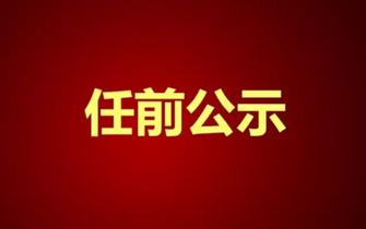 衡阳公示4名拟任职干部人选
