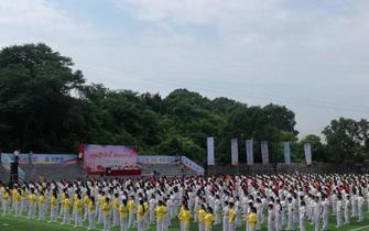 衡阳核工业卫校举办首届校园文化艺术节