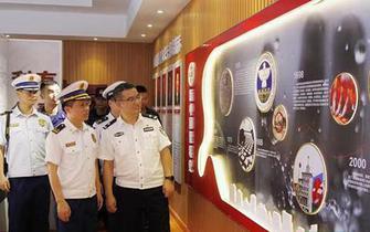 衡阳市公职人员禁毒教育基地迎来首批参观者