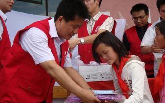 爱心接力 桂东受助学子反哺回捐家乡