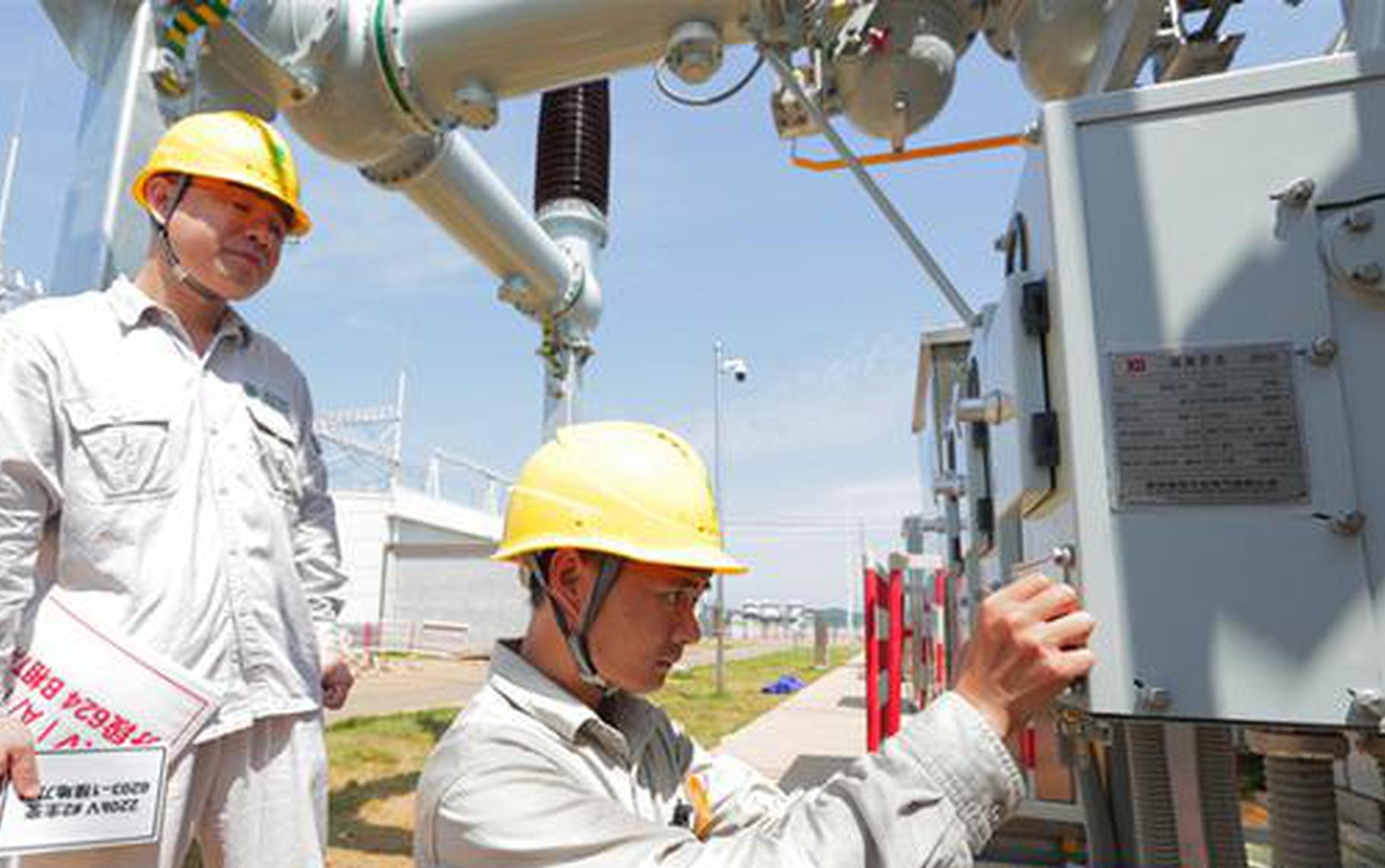 湖南电网今年首个500千伏迎峰度夏工程顺利投产