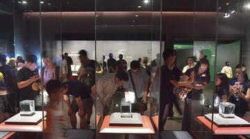 高温酷暑 湖南省博物馆参观火爆