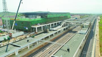 怀邵衡铁路即将完工 9月启动联调联试