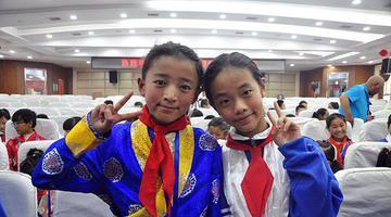 西藏山南34名师生来湘开启研学之旅