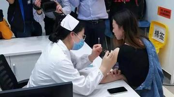 16歲女高中生接種九價宮頸癌疫苗