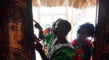 不用去远方 在长沙体验精彩非洲风情文化