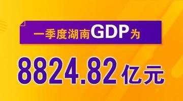 """大数据绘出湖南经济""""回血条"""""""