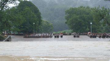 洪涝影响多省 一图速览各地救灾实录