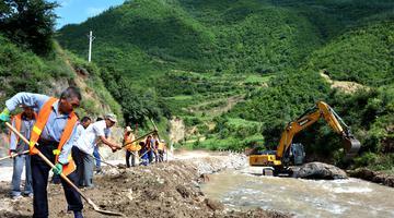湖南:采取防汛救灾措施 确保人民安全