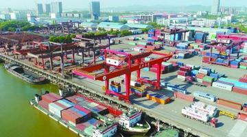 2020年1—7月湖南省进出口增长11.1%