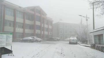 湖南下雪了!
