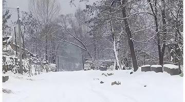 本周六晚湖南又要下雪啦!说不定这次可以堆雪人