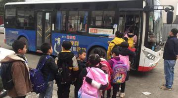 湘潭一公交為接學生每天繞路7公里