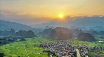 最壮美的湖湘秋色 献给我的祖国