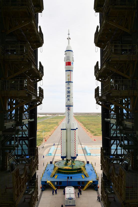 """神舟十二号发射就在明天!一名湖南籍航天员将""""上天"""""""