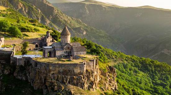 亚美尼亚。