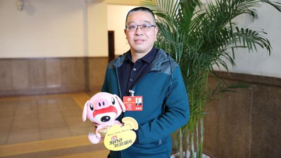 湖南省政协委员、绿之韵集团董事长胡国安