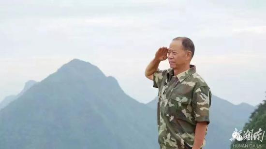 王新法,图源:新湖南