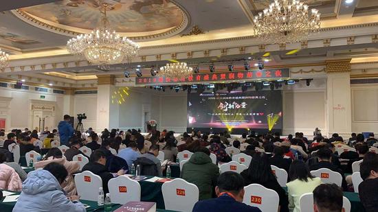 """湖南金通瀚森教育荣获""""2019湖南口碑高考升学指导机构""""奖项"""