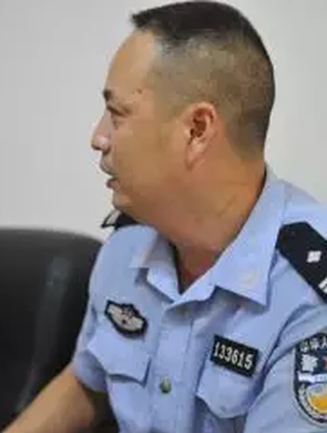 致敬和平年代所有的警察英雄黄其焕们!